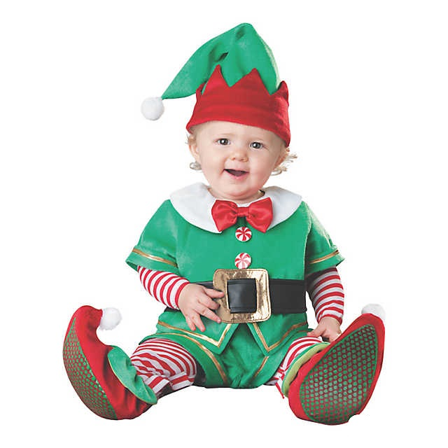fafc2c308 Adorable Christmas Costumes For Babies