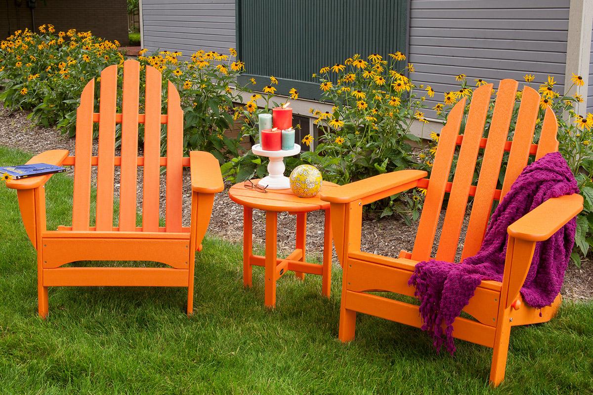 Polywood Adirondack Classic Chair