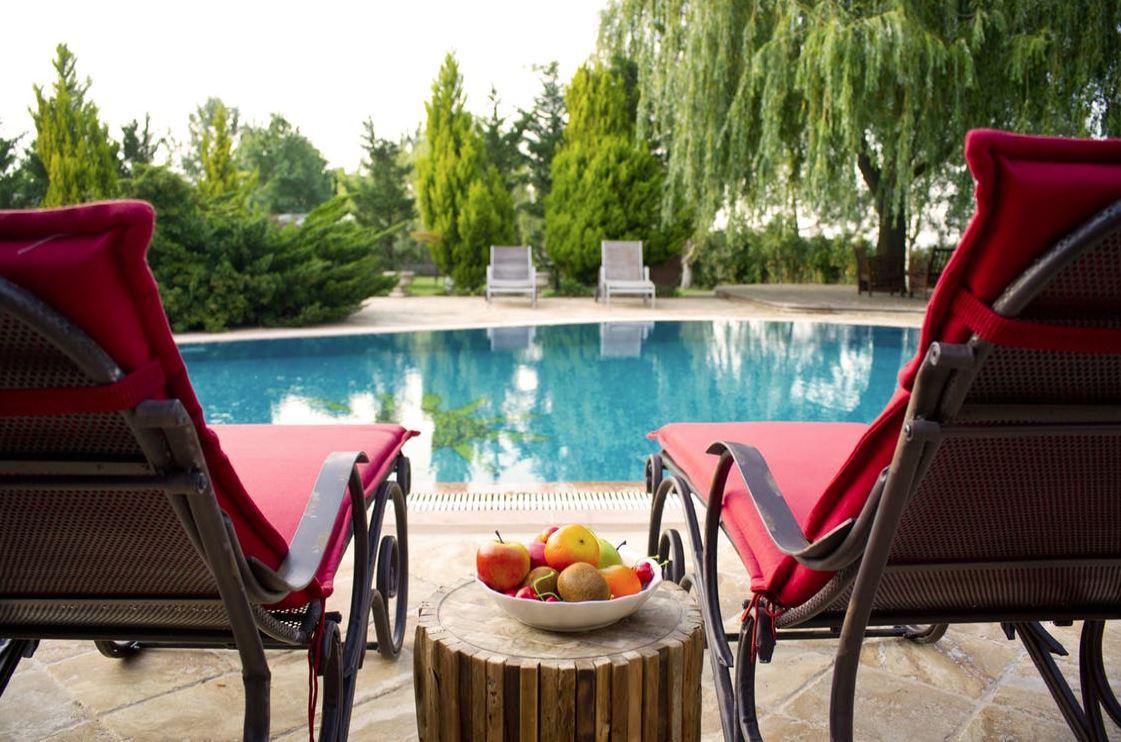 Swimming Pool Seating