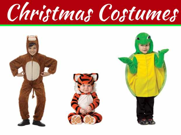 Adorable Christmas Costumes For Babies