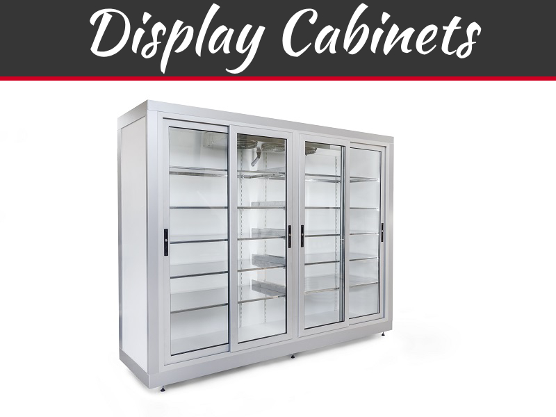 Benefits Of Getting Display Cabinets For Your Kitchen Or Home