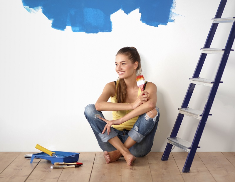 Select The Right Paint For Your Room