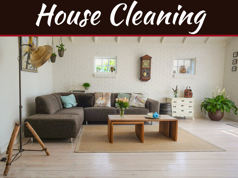 Cleaning Up The House Quickly After Holidays