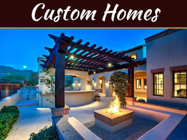 Custom Homes In Arizona