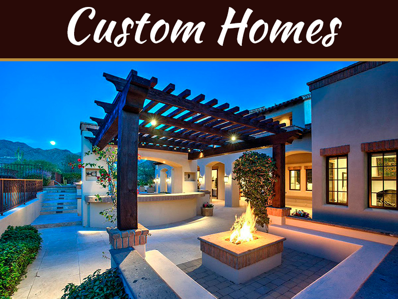 Custom Homes In Arizona