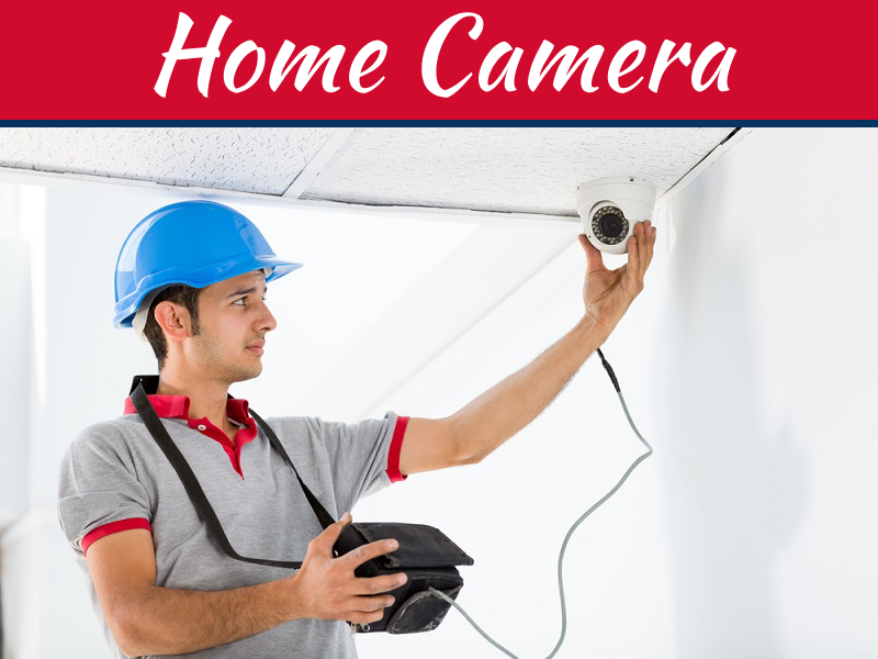 Few Places Where Installation of Home Camera for Security is Essential
