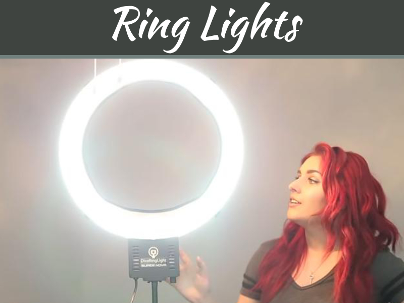 How Ring Lights Can Be Helpful For Home Decoration?