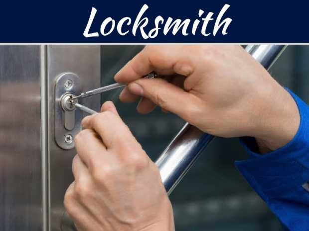 Locksmith And Locksmithing Services - How To Find A Quality Locksmith