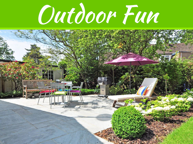 Outdoor Fun: How to Take Advantage of Your Home's Exterior