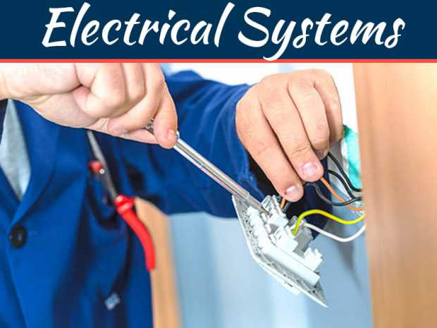 The Importance Of Maintaining Your Electrical Systems