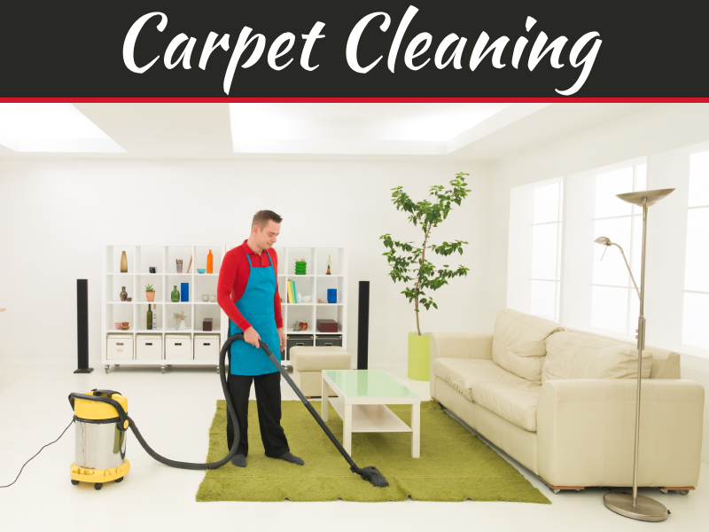 Carpet Cleaning 101 - Keeping Carpets Clean When Living with Kids