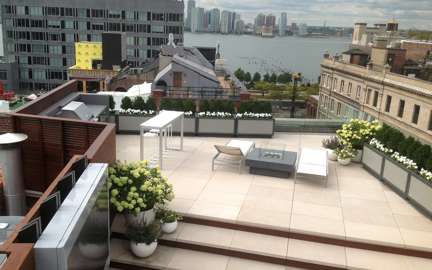 Tribeca Penthouse Rooftop New York