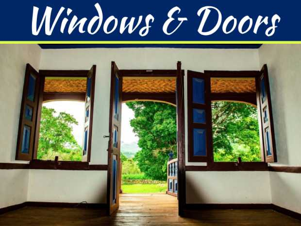 Windows On The World: 4 Home Design Aspects That Accent Decor