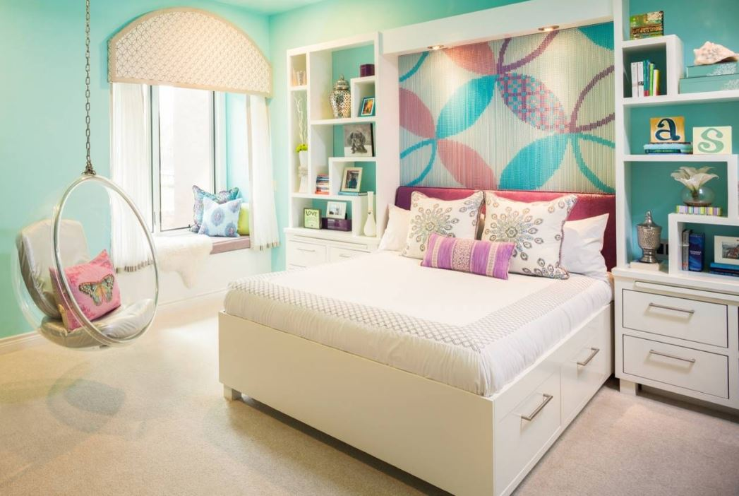 Soothing Pastels For Energetic Children