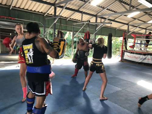 Chalong Muay Thai Gym