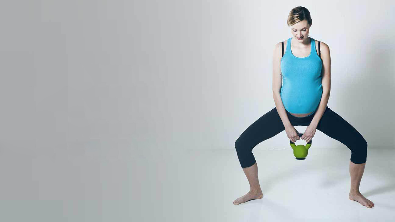 Squats For Pregnant Women