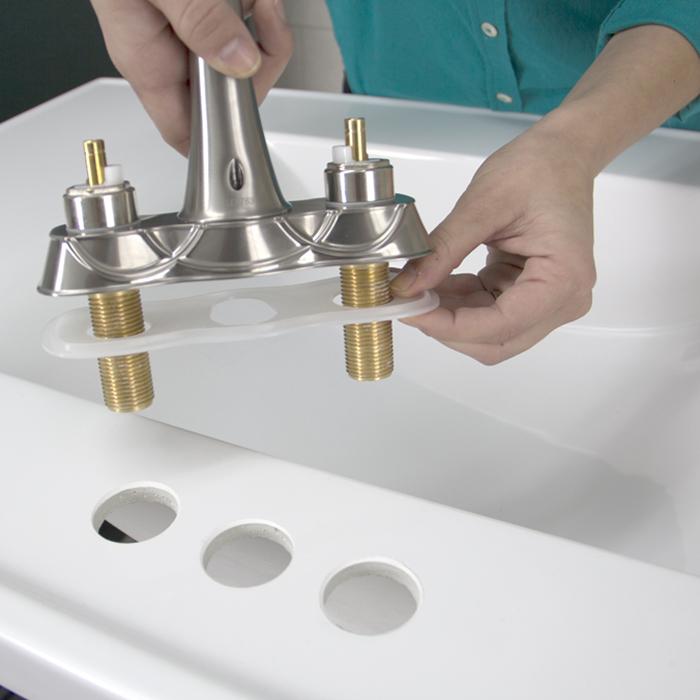 Faucet Installallation