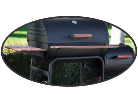 Grill or a Food Smoker