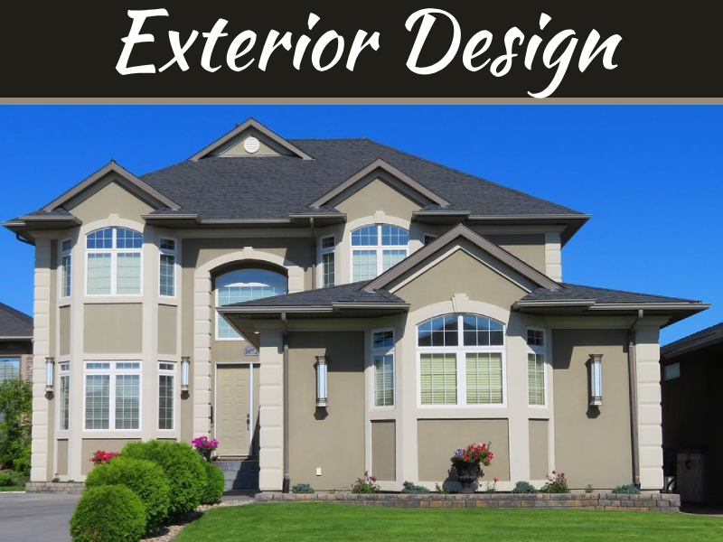Home Exterior Design: 4 Unique Additions That Add To Your Aesthetic