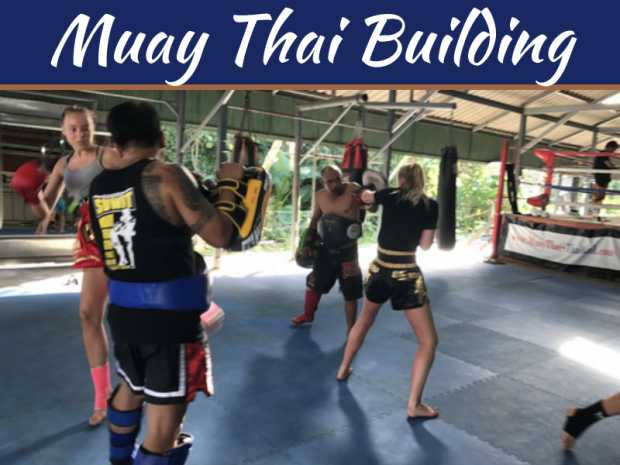 How To Build The Perfect Muay Thai Building