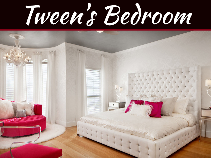 How To Give Your Tween's Bedroom An Amazing Makeover