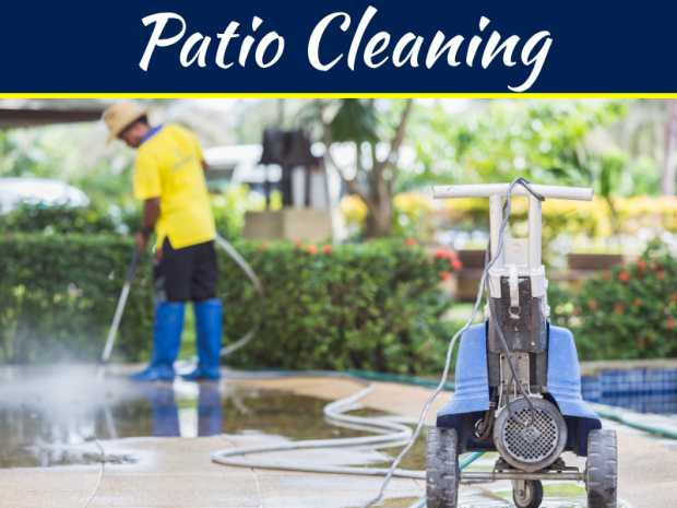 5 Tips To Keeping Your Patio Looking Fresh And Clean