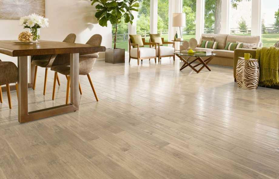Refinish Flooring