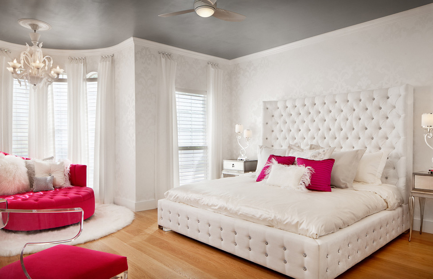 Rich Bedroom Style For Tween