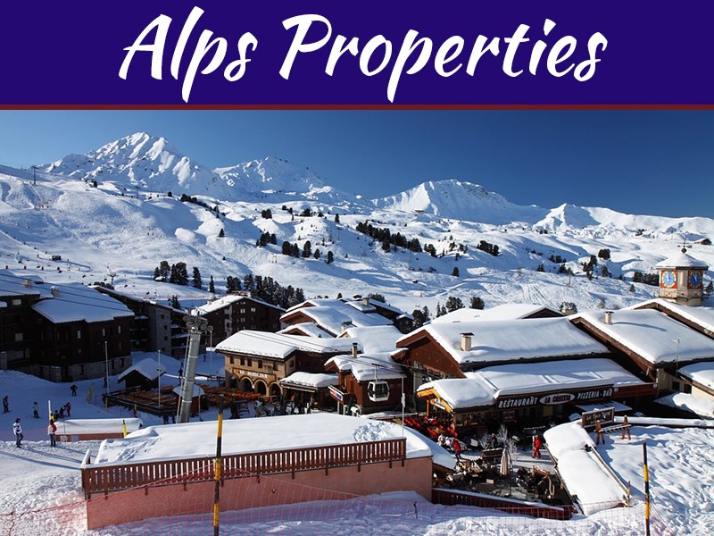 What To Look For When Buying Properties In The Alps