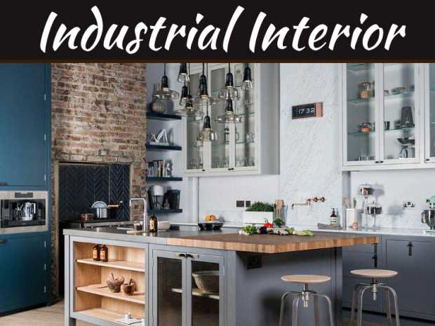 4 Tips to Help Give Your Kitchen and Bathroom the Industrial Look