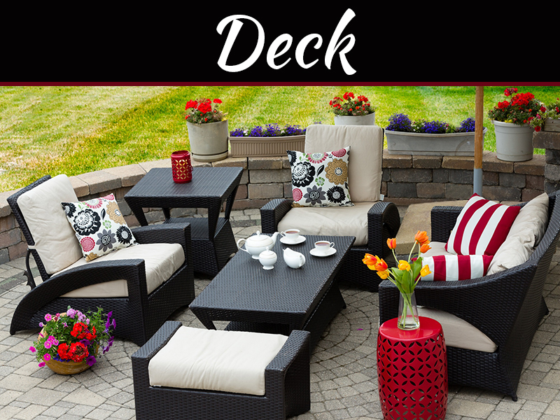 5 Tips to Updating The Look Of Your Deck