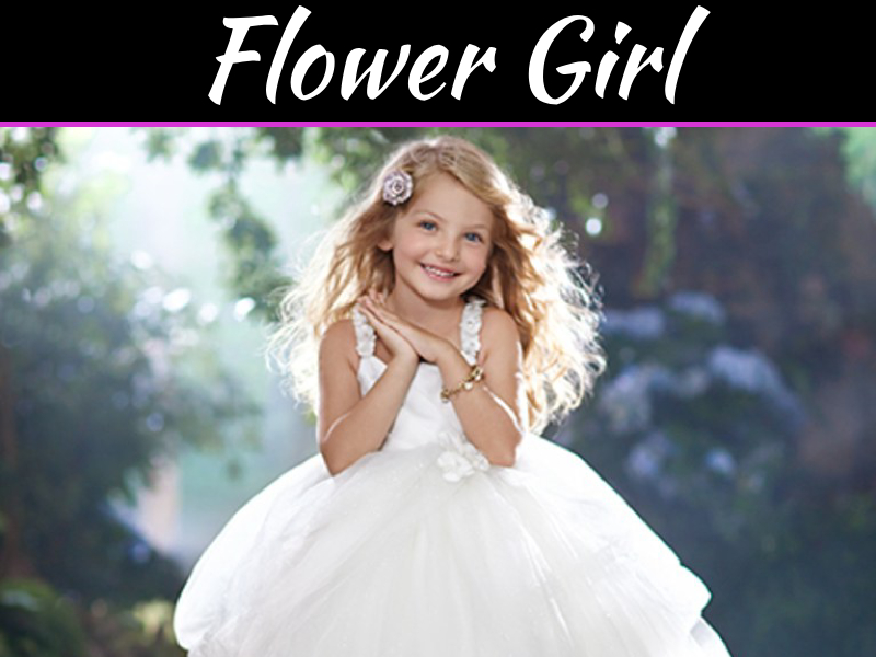 7 Cute And Timeless Flower Girl Dresses