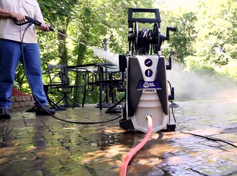 AR Blue Clean AR390SS Pressure Washer