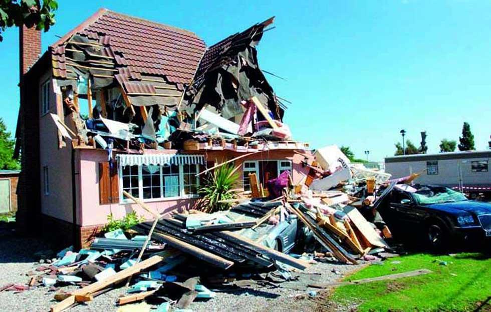 Home Renovation Rubbish