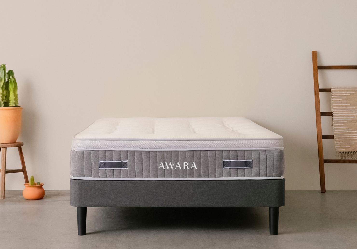 Natural and Organic Latex Hybrid Mattress Designed for Better Sleep