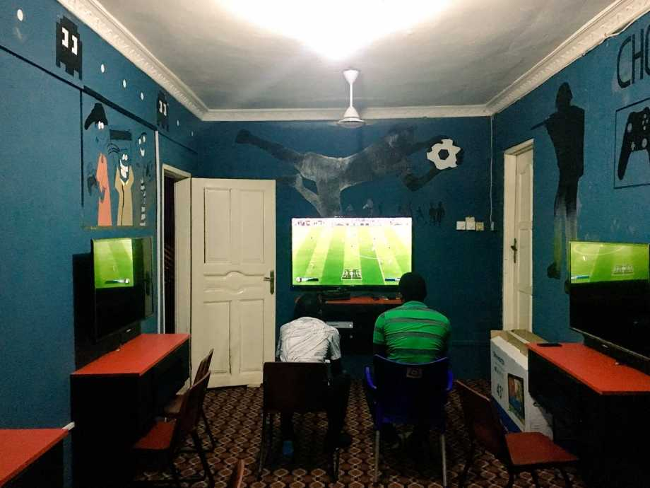 Paint Your Gaming Room