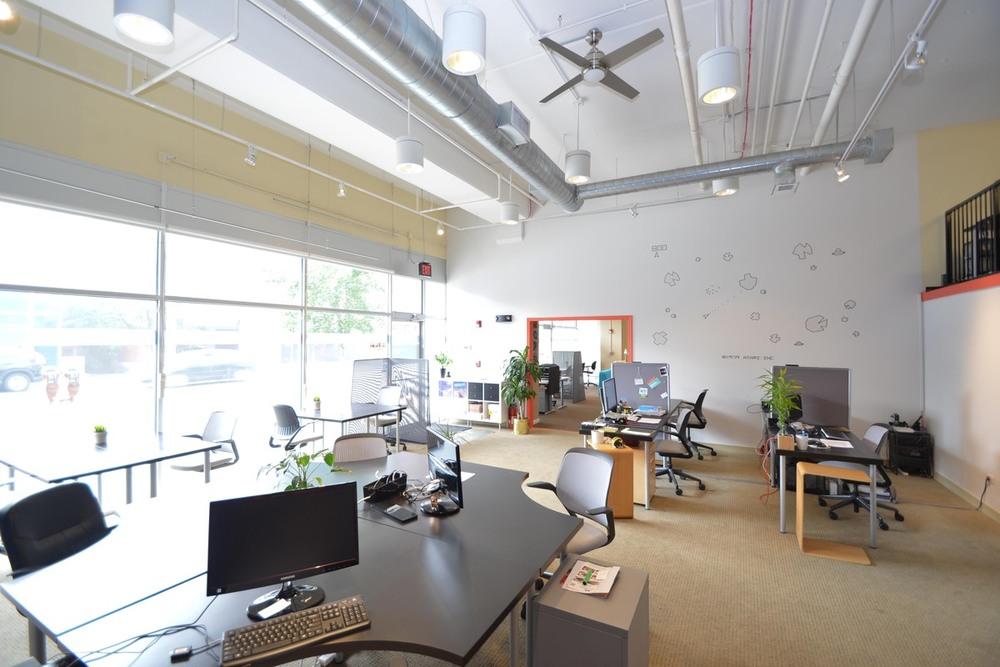 Aesthetic Open Office