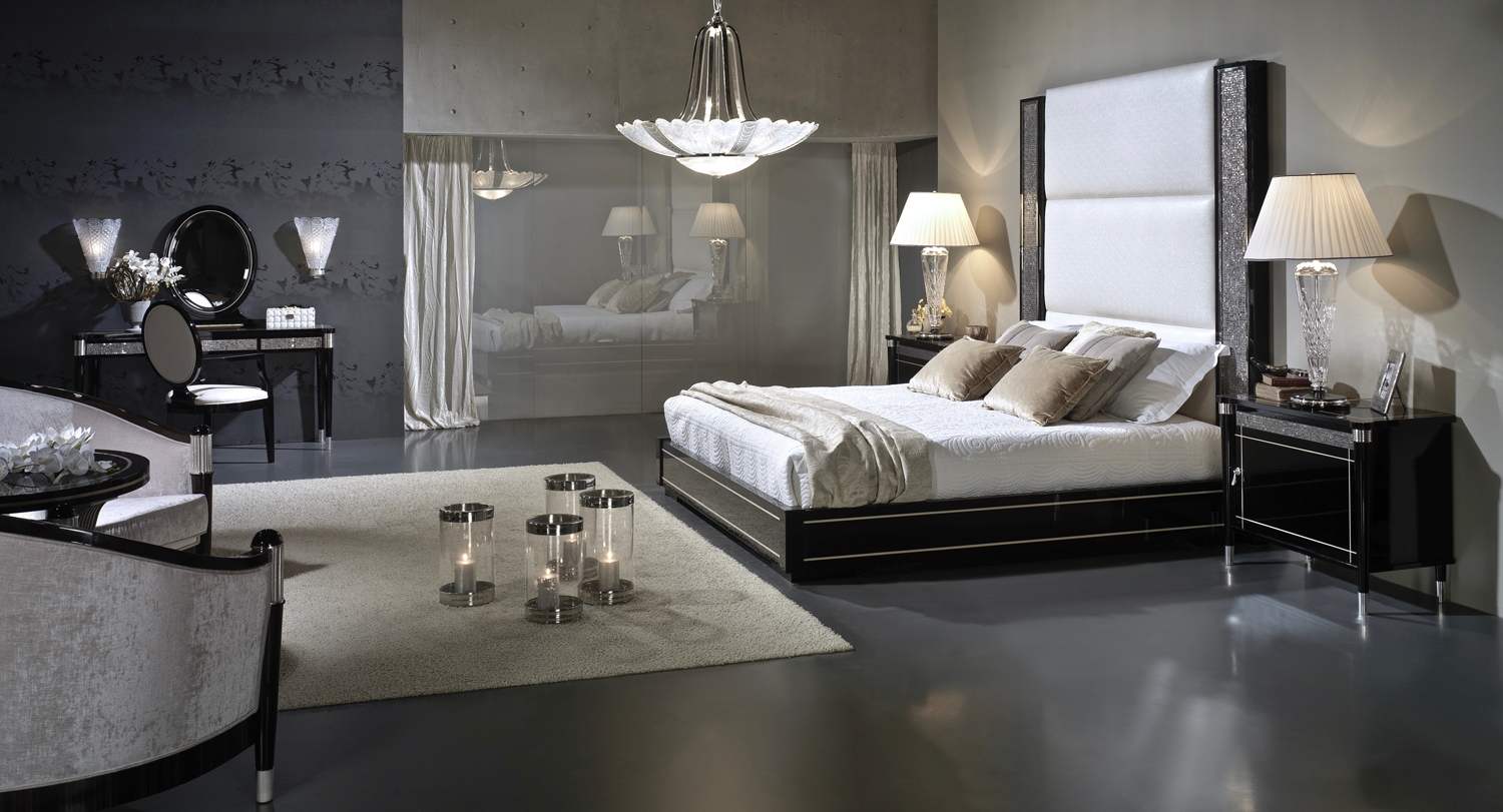 Luxury Bedroom Lighting