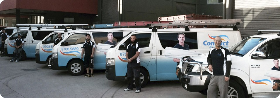 Air Conditioning Contractors in Sydney