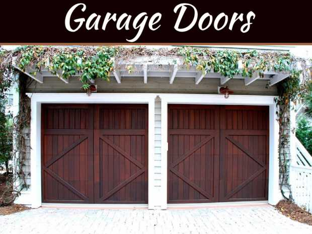 Different Types Of Garage Doors - What To Consider