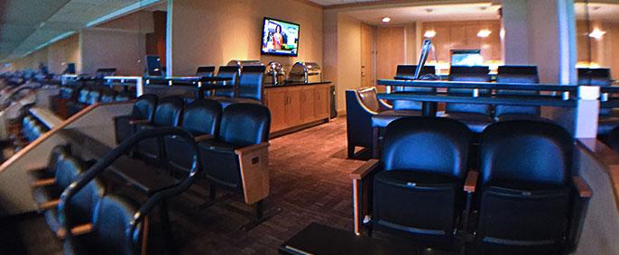 Dodgers Suites