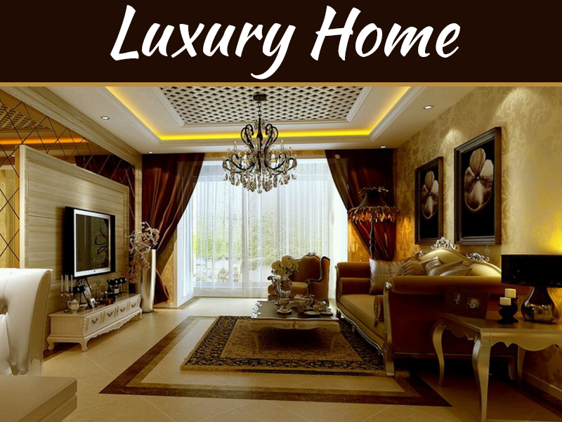 5 Must Have Design Elements For Every Luxury Home