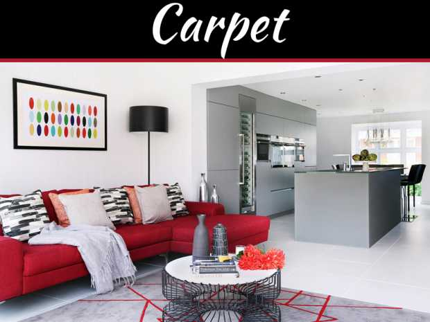 Add Carpets to Décor: How to Choose Carpets
