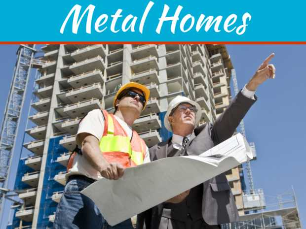 How Long Do Metal Homes Last?
