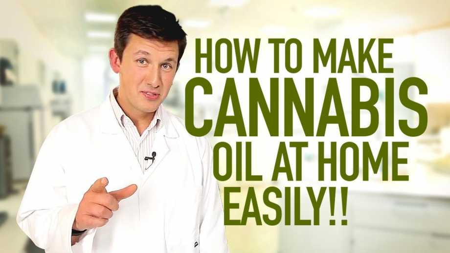 Make CBD Oil At Your Home