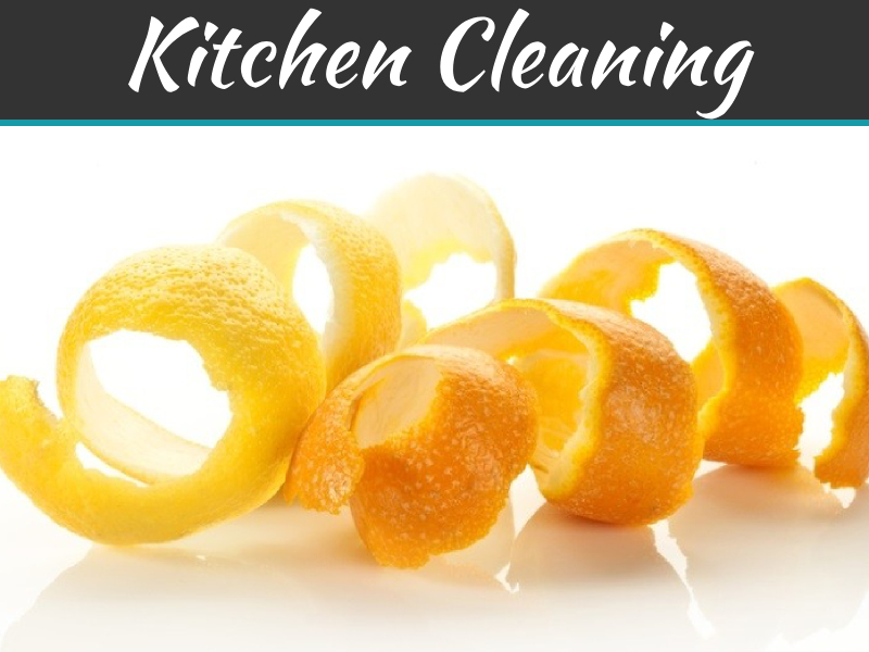 Kitchen Cleaning Hacks - Remove Stubborn Stains