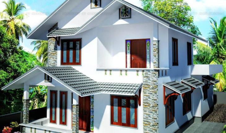 Modern Flat Roof
