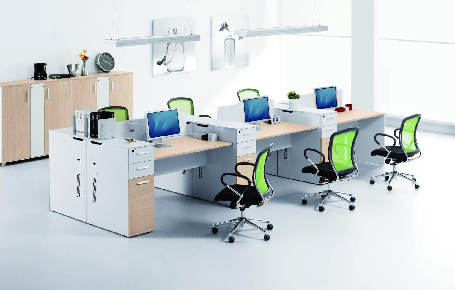 Open Office Workstation Design