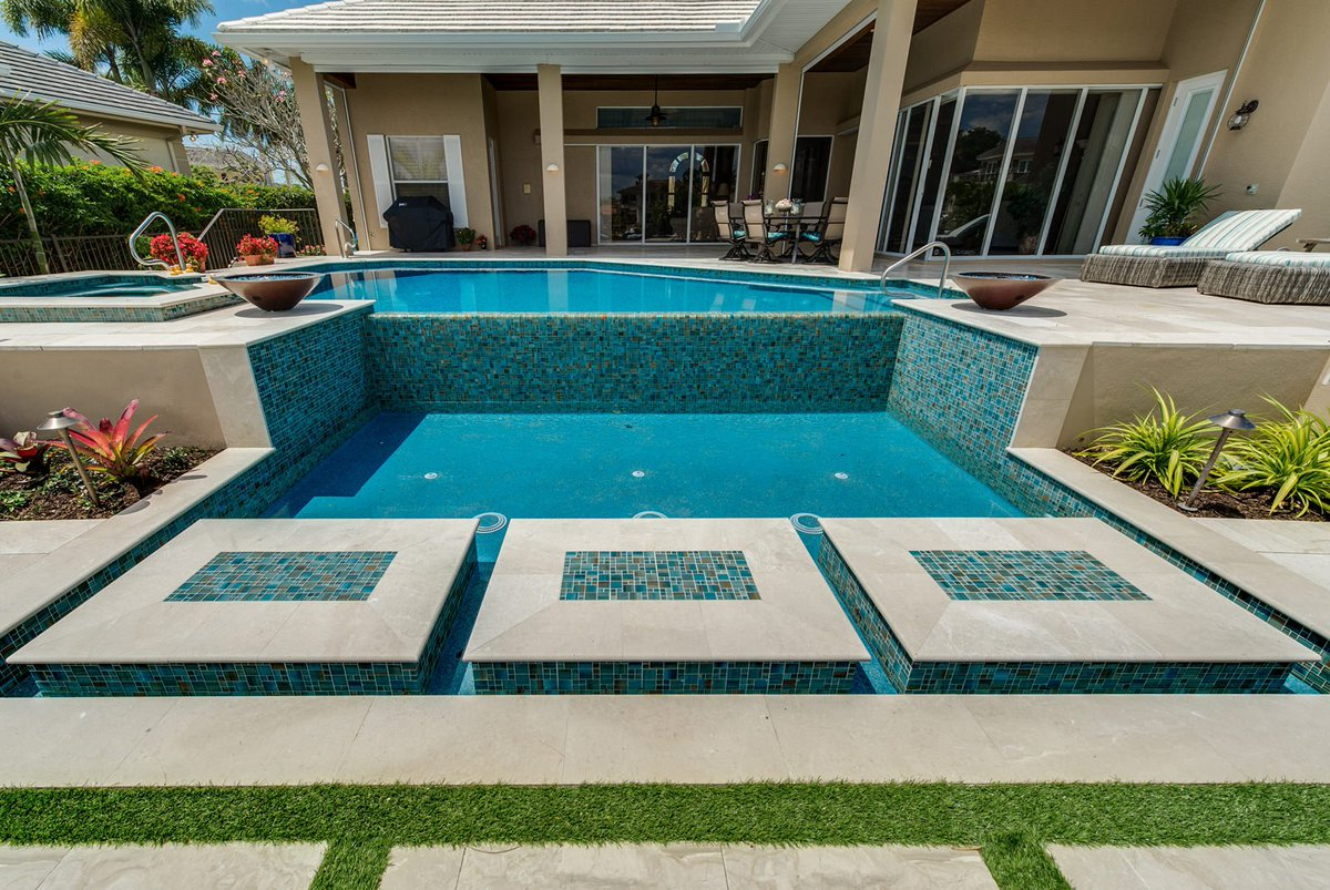 Pool Design And Surroundings