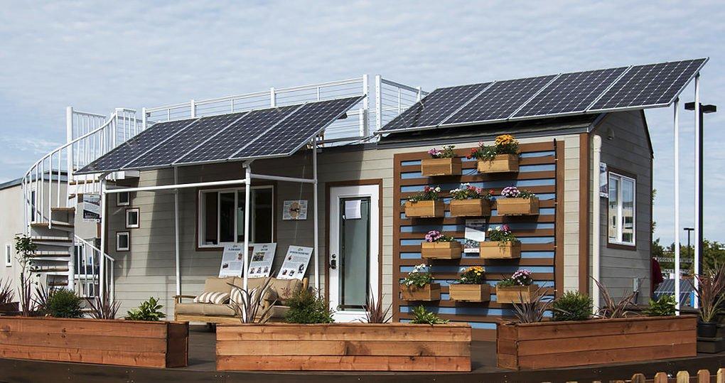 Solar Energy for Tiny Houses